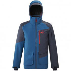 Millet Mount Tod Veste Homme, cosmic blue/orion blue
